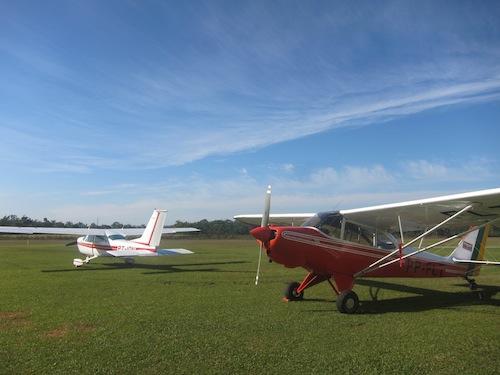 aviao-aeronava-aeroclube