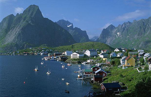 Noruega mantém o 1º lugar como país com melhor Desenvolvimento Humano.